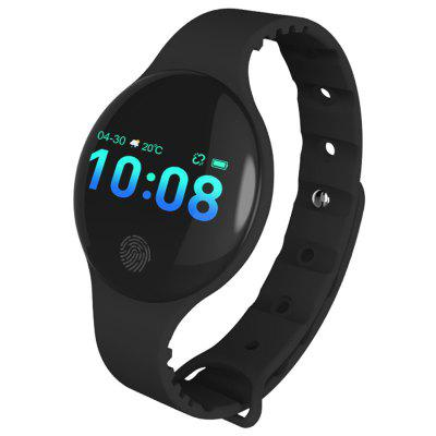 08Plus Color Touch Dispaly Sport Bracelet with Healthy Sleep Monitoring Bluetooth Pedometer Function