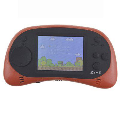 Durable Nice 2.5-inch TFT Display Handheld Game Console with 260 Classic Games