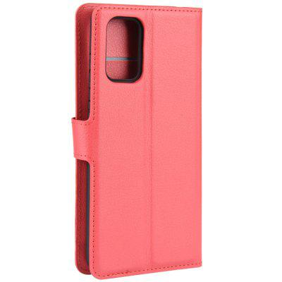 Naxtop Embossed PU Leather Wallet Flip Stand Mobile Phone Protective Case With Card Slot Cash For Samsung Galaxy S11 / Galaxy S11e / Galaxy S11 Plus