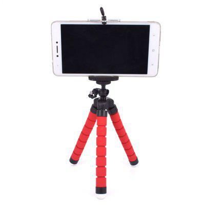 Universal Compact Flexible Octopus Selfie Stick with Tripod Stand for Smartphone / Digital Camera