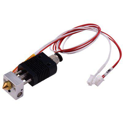 3D Printer Extruder Hot End Kit 1.75mm 24V 40W All Metal for Anet ET4 / ET4 Pro