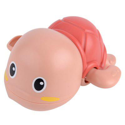 1781D Small Swimming Turtle Bath Toy for Infants