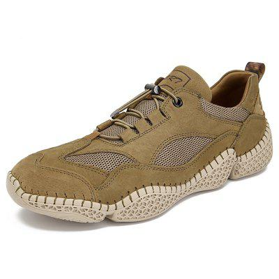 AILADUN Men Shoes Spring Summer Low-top Outdoor Casual Footwear Large Size