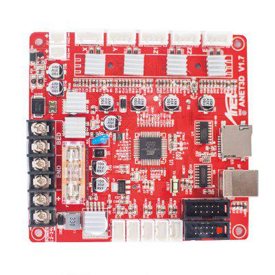 3D Printer Motherboard V1.7 ATMEL Main Control IC 24V for Anet A8 Plus
