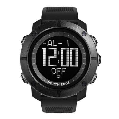 NORTH EDGE TANK Outdoor Men's Sports Watch Multifunction Electronic Waterproof Military Watch