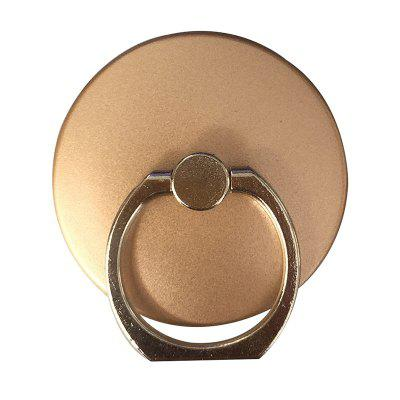 Odolný Pěkný 360 ° Universal Finger Grip Ring Round Mobile Phone Holder
