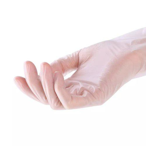 Disposable PVC Inspection Gloves Medical Grade L Size 100pcs / Box from Xiaomi youpin