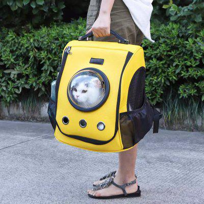 Pet Bag Cat Dog Lélegző space Capsule hátizsák Xiaomi Youpin