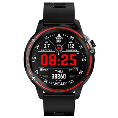 L8 Smart Men'S Watch IP68 Impermeabile ECG con PPG Pressione Sanguigna Frequenza Cardiaca Sport Fitness SmartWatch