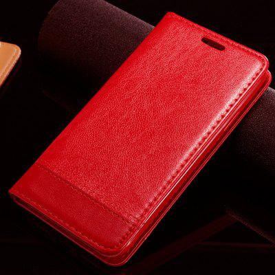 Double-sided Absorption Splicing Horizontal Flip Phone Leather Case for Samsung S20 Plus
