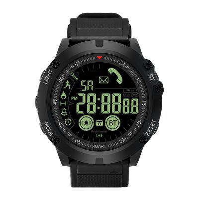 EX17S Bluetooth Smart Watch Sportivo Impermeabile 50m Pedometro Promemoria Messaggio Smartwatch