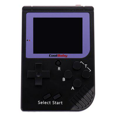 Durable Portable Retro Mini Handheld Game Controller 2.0 inch LCD Built-in 129 Game