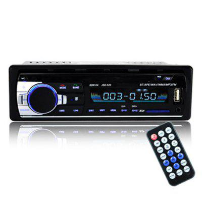 Universal Bluetooth Car Player Card Radio MP3