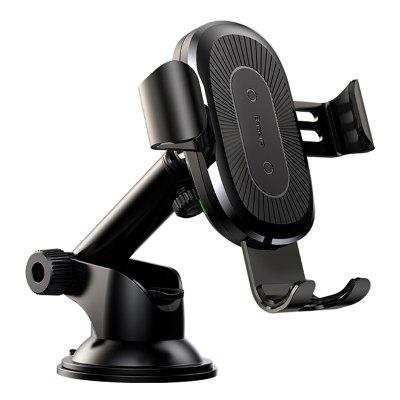 Baseus Big Ears Car Mount Wireless Charger