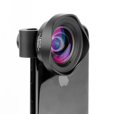 PH-8149 Phone Lens Wide-angle HD Undistorted II Generation 5Elements + 4Groups  Structure Distortion 05X Magnification