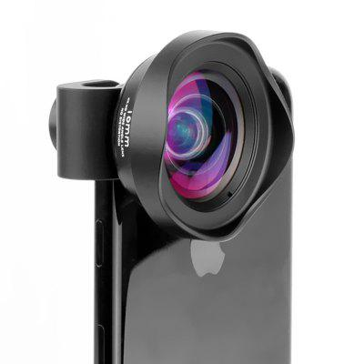 PH-8149 Phone Camera Lens Wide-angle HD Undistorted II Generation 5Elements + 4Groups  Structure Distortion 05X Magnification