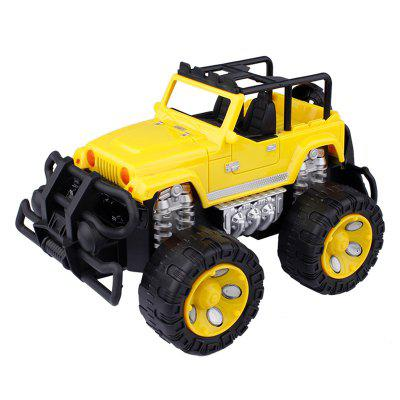 1:28 Simulation Jeep Model Car Toy Kids Children Playing Toys