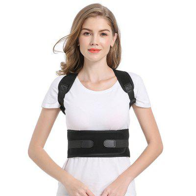 Adjustable Humpback Correction Belt Body Shaping Cloth Corrector Women Men Kids Invisible Sitting Clothes