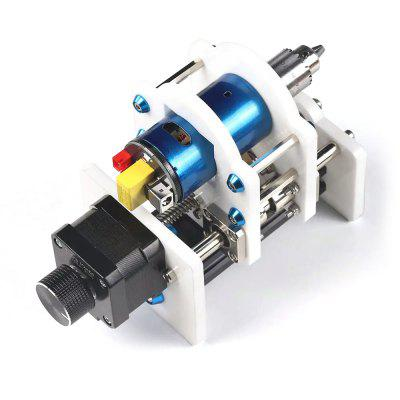 EleksZAxis Z Axis Spindle Motor Drill Chunk Integrated Set DIY Upgrade Kit for Laser Engraver CNC Router