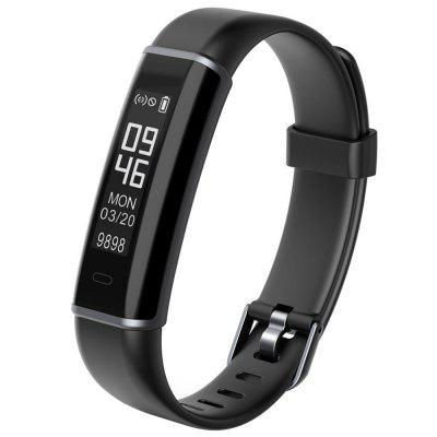 ID130HR IP67 Vízálló intelligens sáv Pulzusmérő Fitness Tracker Activity Sport intelligens karkötő Android IOS