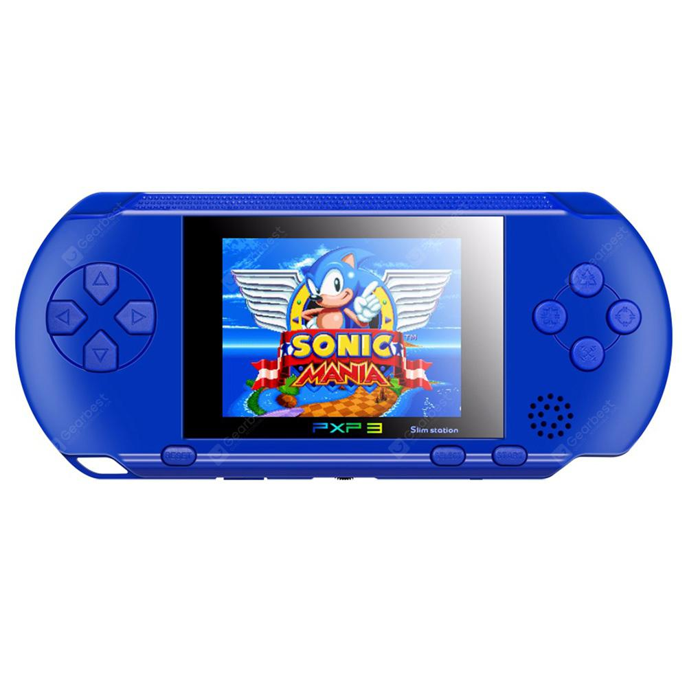 Portable Durable Nice Classic Handheld Game Console 2.7 Inch 160 Games Game Console