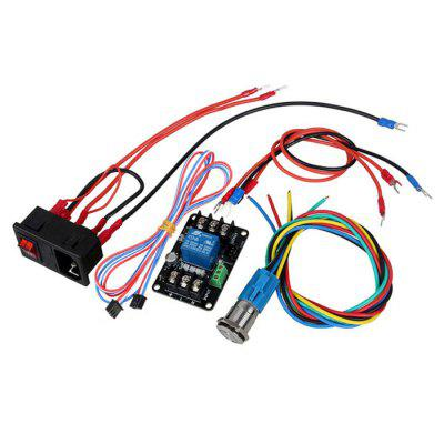 3D Printer Parts Power Monitoring Module