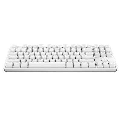 Yuemi MK01S 87 II Mechanical Keyboard 4-speed Adjustable Backlight TTC Mechanical Red Axis Aluminum Body