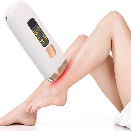 Portable 500000 Flash IPL Permanent Depilator Laser Hair Removal Machine Hair Remover No. 4 for Women