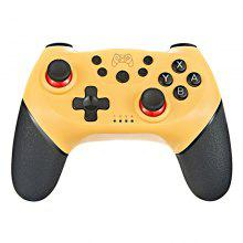 Trådløs Gamepad Bluetooth Joystick Controller Console 6 Axis Games Tilbehør for NS Switch Pro