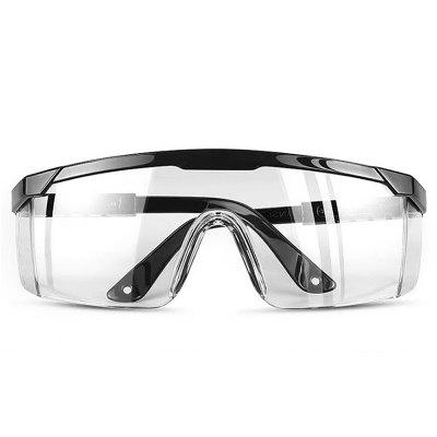 Telescopic Frame Strengthen Anti-splash Labor Safety Glasses