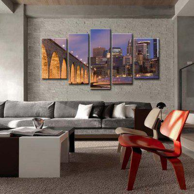 Precision Canvas Painting Printed Home Decor Pictures without Frame