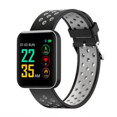 S88 HD Large Screen Smart Watch IP67 Waterproof Sports Smartwatch Heart Rate Monitor Blood Pressure for Android iOS Men Women