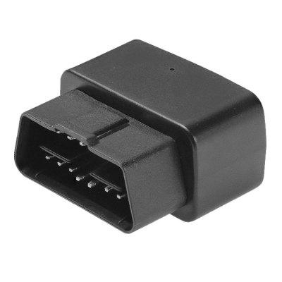 CJ750 Miniaturowy GPS Car Tracker OBD Interfejs Locator Alarm Tracker Beidou Dual Mode
