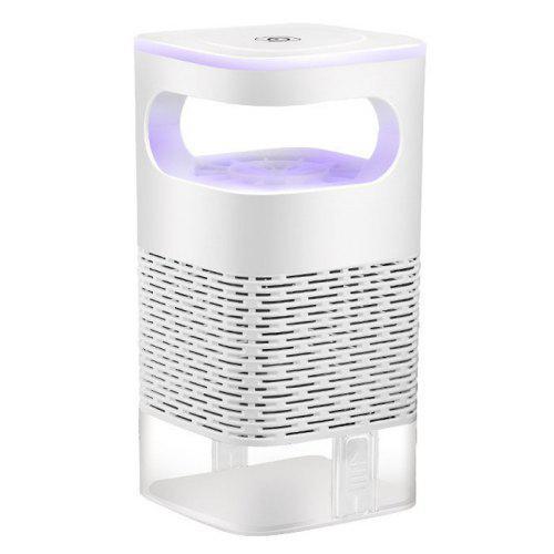 BRELONG MX-05 Household Insect Killers Mosquito Repellent Mute Bug Repellers Trap Colorful LED Night Light with USB Touch Switch