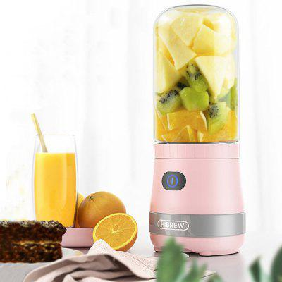 HiBREW BM01T Portable USB Electric Fruit Juicer Handheld Smoothie Maker Mini Rechargeable Blender