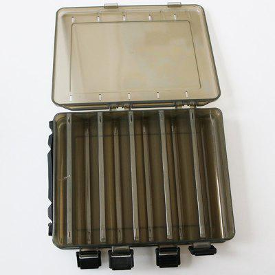 Portable Hard Sided Plastic Timber Bait Bait Cartridge Box