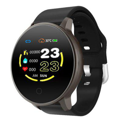Hi01 Smart Watch 1.3 inch Colorful Display Support 8 Sports Modes Call Message Alerts