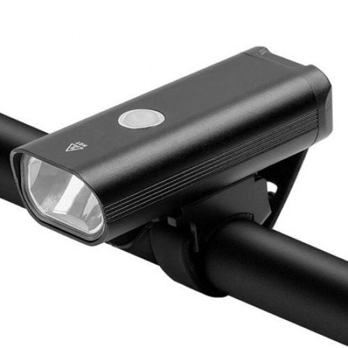 USB Rechargeable Bike Lights For Night Riding 800LM Headlight Warning Rear Light