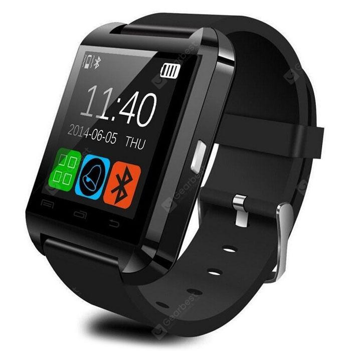 U8 1.5 inch Color Screen Smart Watch with Bluetooth-enabled Sports Pedometer Sleep Monitoring