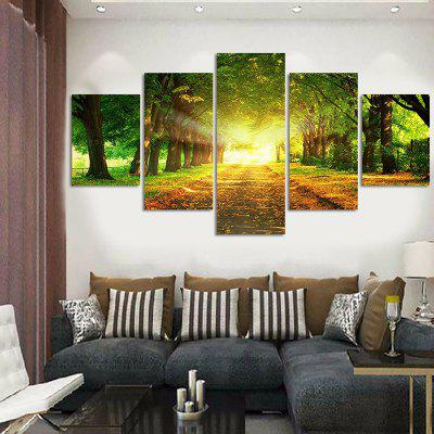 DC1-100 (15) High Precision Picture Canvas Printing Decorative Painting without Frame