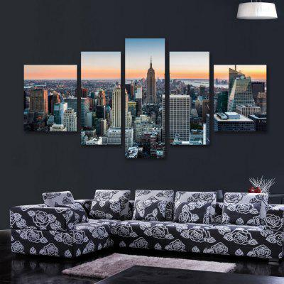 DC1-100 (11) High Precision Picture Canvas Printing Decorative Painting without Frame