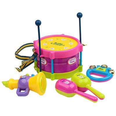 Children's Toys Musical Instruments 5 Sets of Combination Packages