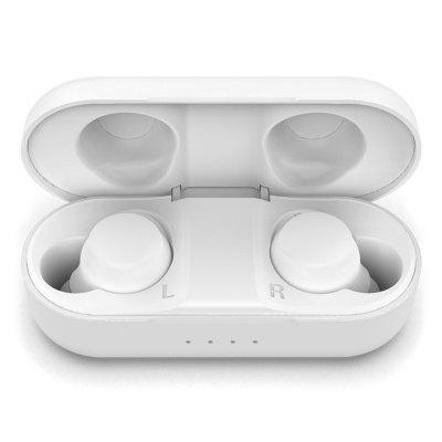 A5 TWS Wireless Earbuds Bluetooth Sweatproof Headphones Stereo Sound Earphone with Charging Box