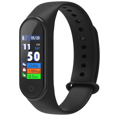 M4 Colorat Touch Screen inteligent brățară Fitness Tracker Wristband inteligent