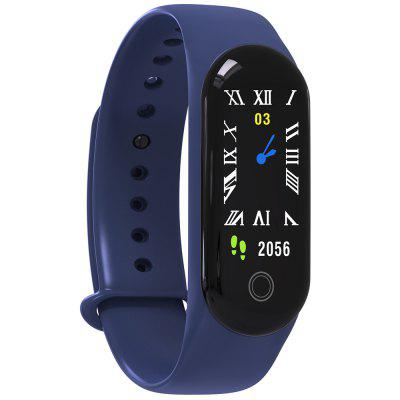M30 Smart Interaction Bracelet Touch Screen Wristband Multi Sport Mode Intelligent Wrist Band
