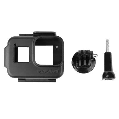 Sunnylife Shock Drop Resistance Protective Shell Case Dog Cage Rabbit Cage Frame for GoPro Hero 8