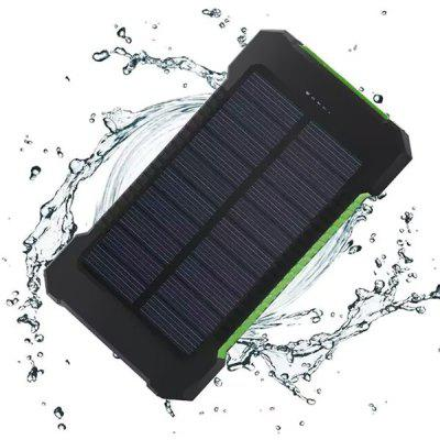 Compass Design Solar Power Bank 20000mAh