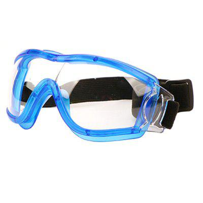 Windproof Sandproof Safety Goggles Outdoor Cycling Glasses with Replaceable Lens