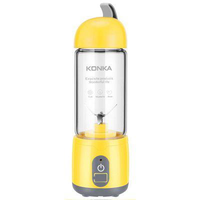 KONKA KJ-60U02 420ml Portable Electric Juicer Blender