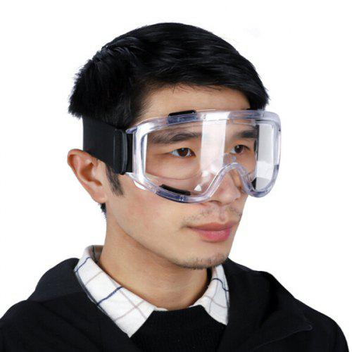 Safety Protective Goggles Anti-Fog Anti-Splash Glasses Breathable Outdoor Sports Goggle